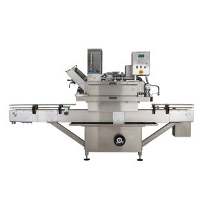 Jars capping lines, capping machines for food and beverage industry