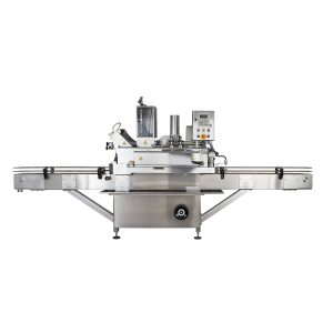 Food capping machines for food and beverage industry
